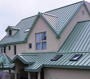 Metal Roofing - Detroit Roofing Consultants